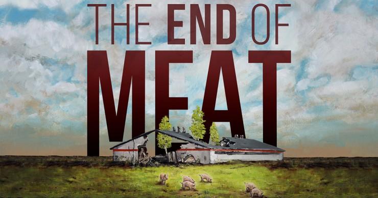 The End of Meat ist ein Dokumentarfilm über die Vision einer Welt ohne Tierausbeutung.